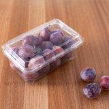 Устранимая пластичная коробка прозрачной коробки плодоовощ