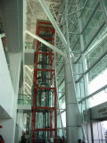 Schöner Stahlkonstruktion-Binder für Stahllager