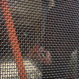 0.9mm x 11의 메시 스테인리스 탄알 증거 안전 Windows 스크린