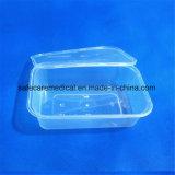 Claro Disposbale embalaje blister de Plástico PP Caja de Alimentos