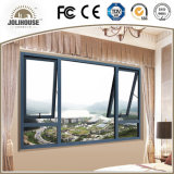 Venta directa colgada superior de aluminio modificada para requisitos particulares fabricación de la ventana de China