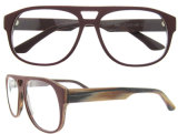 Marco óptico al por mayor del acetato de la alta calidad de las lentes de China