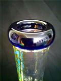 AA 032 Mini Beaker Recycler Smoking Glass Pipe