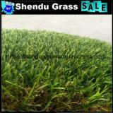 2mの幅25mの長さ25mmの高さの景色の人工的な草