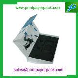 High-End Vakje die van de Kaart van het Document van het Vakje van het Document van de Druk van de Compensatie het Vouwbare het Afgedrukte Vakje van de Gift verpakken