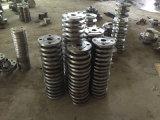 Acier inoxydable de bâti fait sur commande professionnel de la Chine et bride d'acier