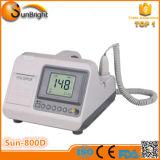 Visor LCD portáteis Doppler Fetal/Doppler do bebé