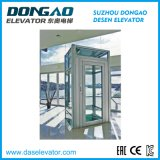 Vidro Sightseeing Observation Lift - Série quadrada