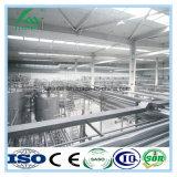 Ligne automatique complète de production d'usine de traitement de lait pasteurisé / Uht