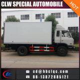 - Het koelhuis Van Truck van de Vrachtwagen van het Vervoer van het Roomijs van 5 Diepvriezer