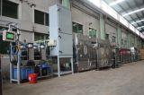 サテンのリボンの大きい生産能力の連続的なDyeing&Finishing機械