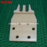 Produto de plástico de usinagem CNC personalizadas em alta precisão