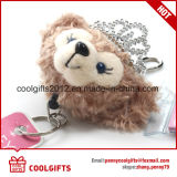 Stuk speelgoed van de Pluche van Eco het Vriendschappelijke Teddybeer Gevulde met het Ontwerp van het Beeldverhaal