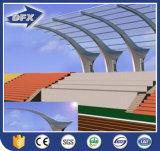 De geprefabriceerde/Prefab Lichte Structuur van de Straal van het Clubhuis H van het Frame van het Staal Ruimte