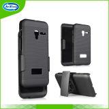 Стойка 2 Kickstand способа в 1 аргументы за Alcatel Pixi крышки мобильного телефона PC гибридном 4 5