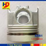 Kolben der Motor-Ersatzteil-6rb1 mit Pin in Aktien Soem (1-12111-632-0)