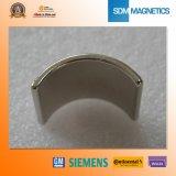 ISO/Ts 16949 de Gediplomeerde Permanente Magneet van de Motor van het Neodymium P.m.
