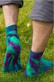 Романный носок Tabi носка 2-Пальца ноги платья Patten камуфлирования