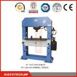 Double presse hydraulique d'étirage profond d'action de quatre presses hydrauliques de fléau utilisée en traitant des produits en métal