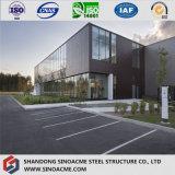 현대 질 Prefabricated 강철 구조상 차 전람 또는 건물 행정