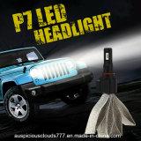 Lampadina automatica del faro di P7 LED