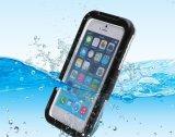 まめのパッキングの水中6mとのiPhone 6のための防水電話箱