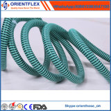Manguito flexible de la succión del PVC del tubo de la hélice del PVC de la tecnología de Corea