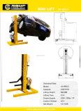 Механически передвижной одиночный подъем столба