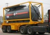 液体の腐食性ソーダタンクトレーラー20m3