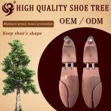 Ensemble de chaussures en bois confortable, arbre à chaussures