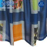 Шаблон Big-Plaid Mixed-Color гофрированной моды дамы юбки