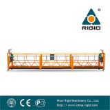 Plate-forme de fonctionnement suspendue par maintenance en acier chaude de construction de la galvanisation Zlp800