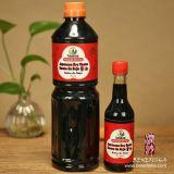 Sauce au soja sombre pour les sushis japonais