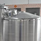 Tank van de Opslag van de Laag van het roestvrij staal de Enige Vloeibare