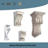 Artístico de poliuretano Decorativo de cortiças exóticas para decoração de interiores