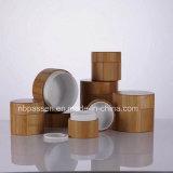 Frasco de bambu da loção do frasco do creme da série para o empacotamento do cosmético (PPC-BS-075)