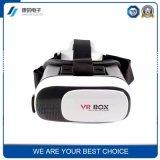 Geração direta da caixa segunda de Vr dos vidros da caixa 3D de Vr dos vidros da realidade virtual 3D da fábrica para empreender o OEM