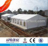 ライニングおよびカーテンが付いている防水大きいPVC党テント