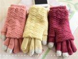 Универсальные перчатки зимы касания экрана