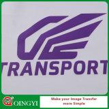 Vinyle de transfert thermique de Characties de point culminant de Qingyi pour le traceur