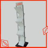 Metallzeitschriften-Bildschirmanzeige-Zahnstangen-moderne Kleinvorrichtungen