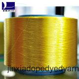 FDY 진한 액체에 의하여 염색되는 400d/144f 필라멘트 폴리에스테 털실