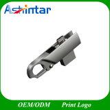 USB2.0 impermeabilizzano l'azionamento dell'istantaneo del USB del telefono del bastone del USB del metallo