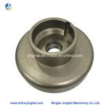 Costomized CNC Usinagem Peças Alumínio / Metal Round Usinagem Capa