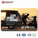 Карточка обеспеченностью RFID франтовская MIFARE DESFire EV2 4K