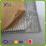 Espuma de isolação em XPE laminado com folha de alumínio para isolamento da parede