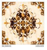 バングラデシュの市場(BDJ60049)のための絨毯を敷いた床のタイルの新しいデザイン