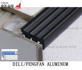 벽과 지면을%s 알루미늄 정연한 도와 손질