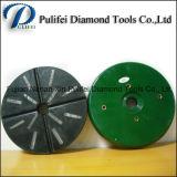 Абразивный диск металла диаманта колеса смолаы этапа металла Bond полируя