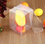 PVC文房具のカード箱透過ボックスギフト用の箱